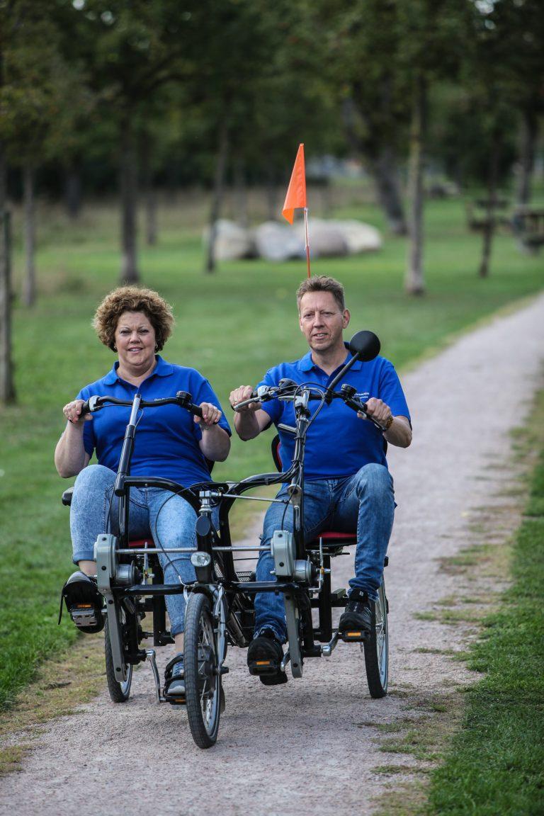Stichting Duo-Fietsmaatjes Duiven-Westervoort: SAMEN MOBIEL